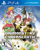 Digimon Story: Cyber Sleuth (PlayStation 4)